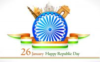 26 January India Republic Day Wallpaper