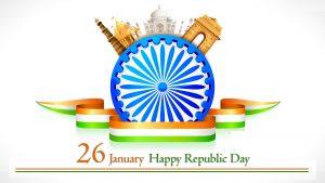 26 January India Republic Day Wallpaper