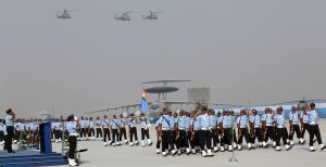 Indian Air Force Wallpaper with Air Force Day Parade Photo