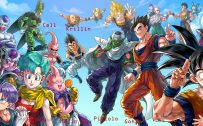 Dragon Ball Z Characters Names And Pictures