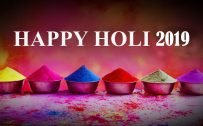 Happy Holi 2019 Wallpaper in HD 2560x1440