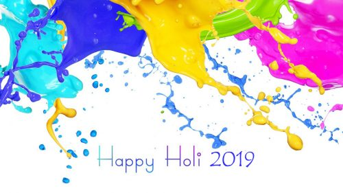 New Wallpaper for Happy Holi 2019 in HD