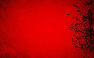 Red Chinese Wallpaper Designs 11 of 20 with Abstract Black Flare Side