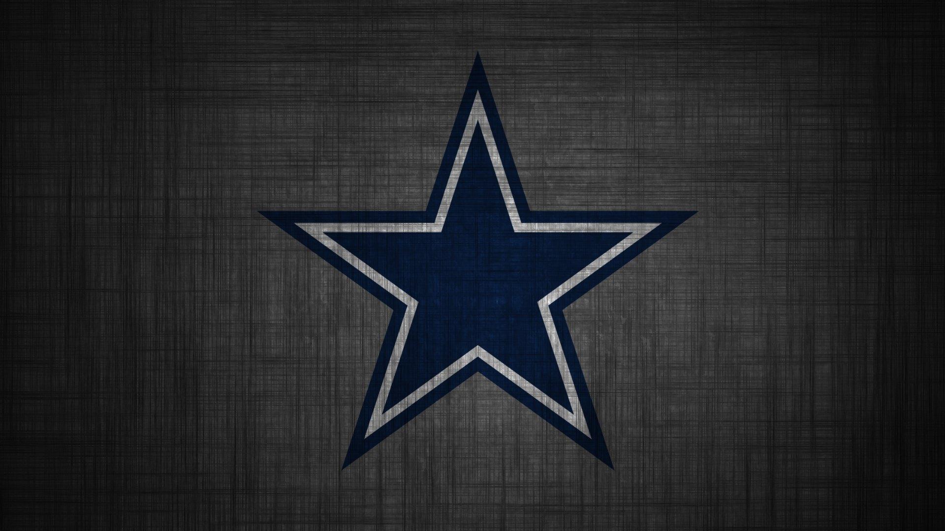 Dallas Cowboys Logo Wallpaper in HD 1080p with Dark Grey ...