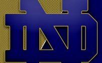 Notre Dame Fighting Irish Logo Wallpaper for Mobile Phone