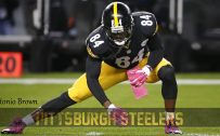 Pittsburgh Steelers Player Wallpaper - Antonio Brown