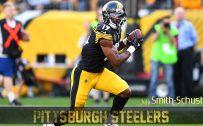 Pittsburgh Steelers Player Wallpaper - JuJu Smith-Schuster