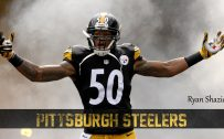 Pittsburgh Steelers Player Wallpaper - Ryan Shazier