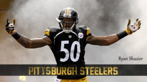 Pittsburgh Steelers Player Wallpaper - Ryan Shazier