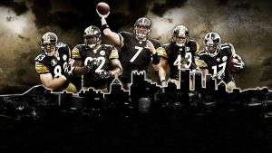 Steelers Wallpaper for Desktop Background with Steelers Players