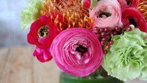 Top 10 Flowers That Look Like Roses - #06 - Ranunculus