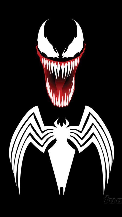 Venom Marvel Vector For Wallpaper By Tuax From Devian Art Hd