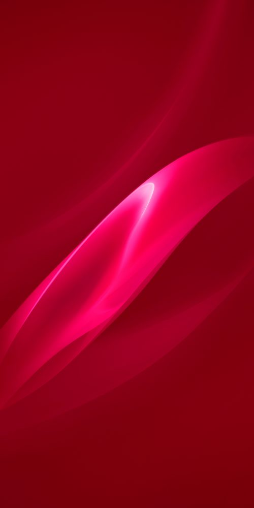 Wallpaper for Oppo R11s and R11s Plus with Abstract Red Background