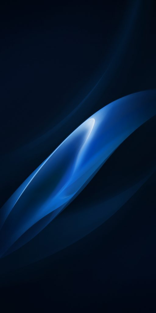 Xiaomi Redmi Note 7 Wallpapers: Xiaomi Redmi Note 5 Pro Wallpaper With Abstract Blue Light