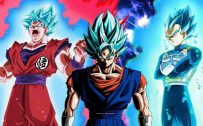 Best 20 Pictures of Dragon Ball Z – #07 – Vegito - Son Goku and Vegeta Fusion