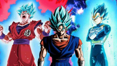 Best 20 Pictures Of Dragon Ball Z 07 Vegito