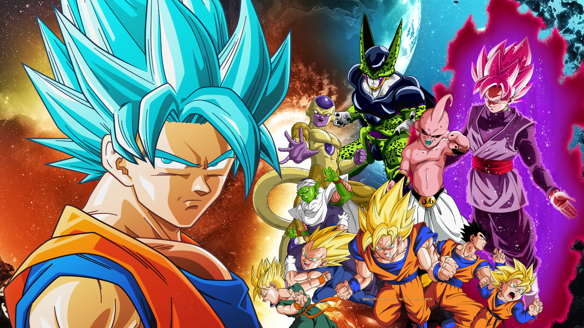 Best 20 Pictures Of Dragon Ball Z