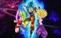 Best 20 Pictures of Dragon Ball Z - #05 - Goku Super Saiyan Blue and Team Universe 6 Female Saiyans