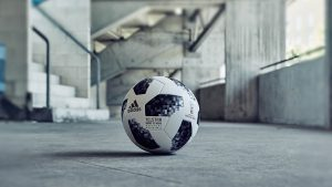 Adidas Telstar 2018 FIFA World Cup Official Match Ball Wallpaper in HD 1080p