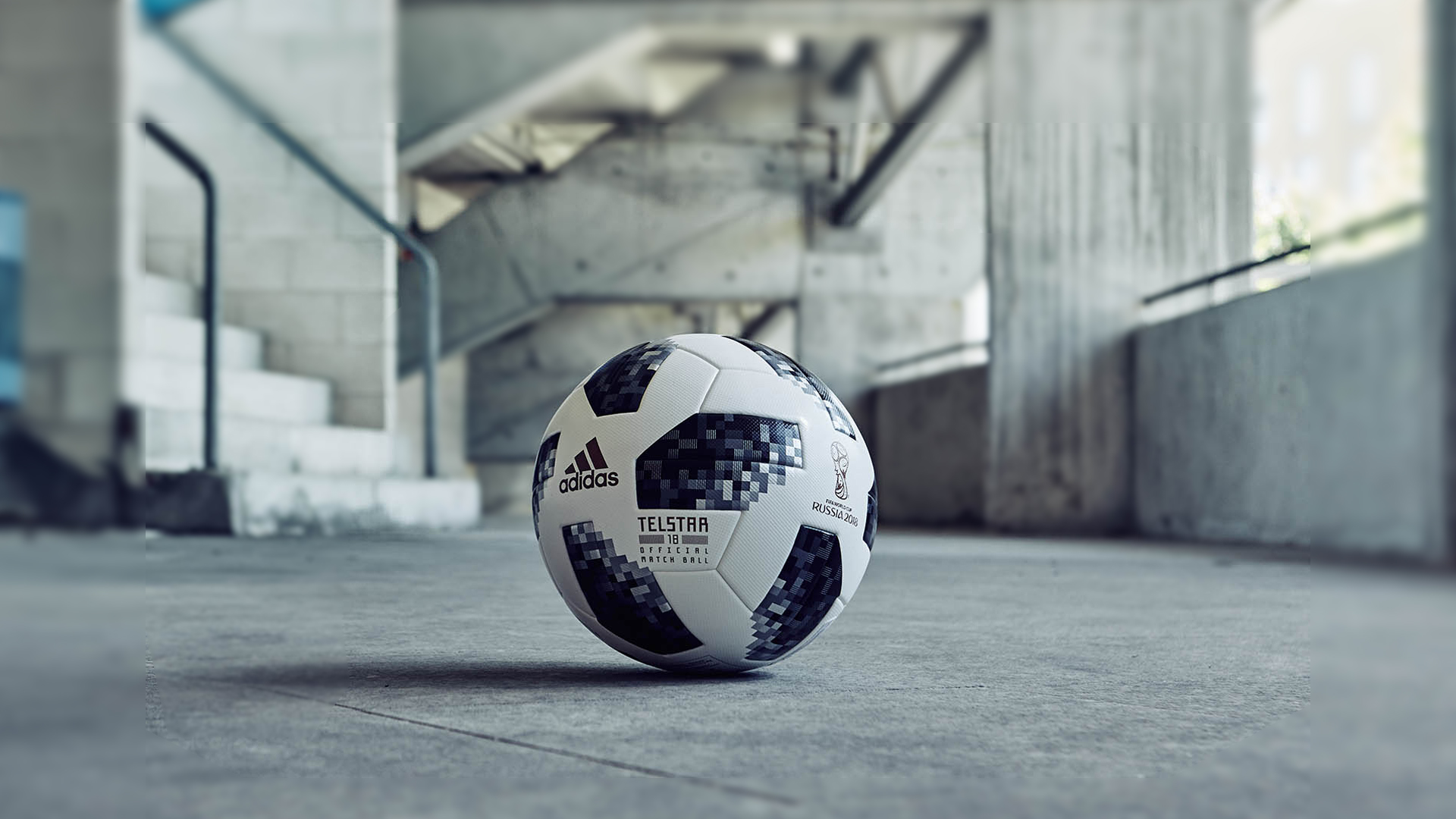 Adidas Telstar 2018 FIFA World Cup Official Match Ball ...