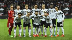 Germany National Football Players 2018 for FIFA World Cup