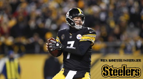d142ea30a1c Pittsburgh Steelers Player Wallpaper – Ben Roethlisberger (27 of 37 Pics)