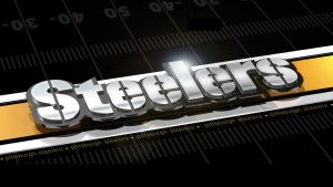 Pittsburgh Steelers Theme Background in 3D Silver (28 of 37 Pics)
