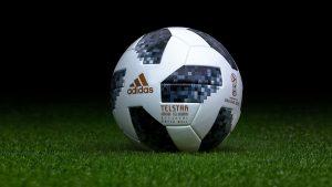 Russia 2018 Worl Cup Soccer Ball - Adidas Telstar 18