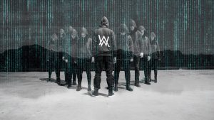 Alan Walker Wallpaper with Hoodie on Fans