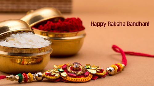 Happy Raksha Bandhan Wallpaper in HD 1080p