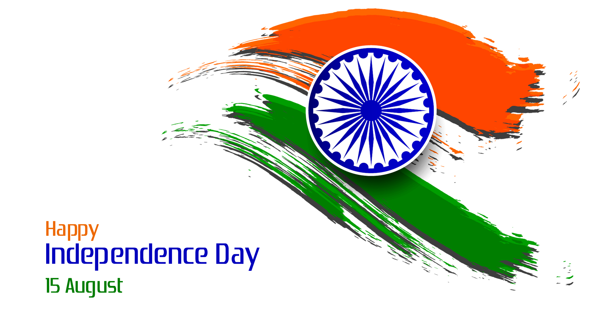 National Flag Of India: National Flag Of India Art For Independence Day
