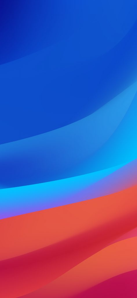 Top 10 Best Alternative Wallpaper For Apple Iphone Xs Max 01 Of 10 Blue And Red Abstract Hd