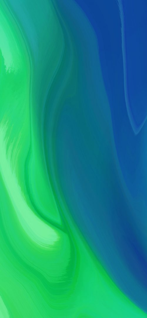 Best 10 Wallpaper for Huawei Honor 10 Lite 05 - Green and Blue