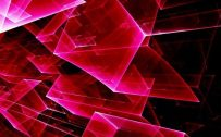 Best 10 Wallpaper for Huawei Honor 10 Lite 08 - Red 3D Lights