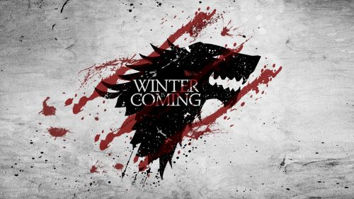 Game of Thrones Wallpaper 03 of 20 - House Stark in Artistic