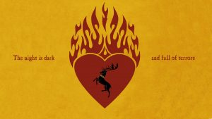 Game of Thrones Wallpaper 06 of 20 - House Baratheon of Dragonstone