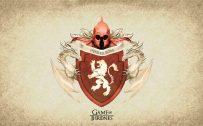 Game of Thrones Wallpaper 08 of 20 - House Lannister - Hear Me Roar
