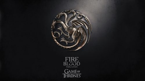 Game of Thrones Wallpaper 10 of 20 - House Targaryen Fire and Blood