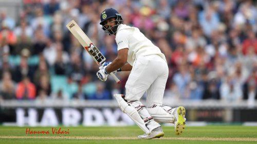 Indian Cricket Wallpaper with Picture of Hanuma Vihari