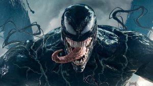 Venom Character HD Wallpaper for Desktop Background