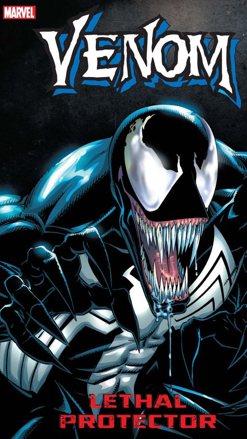 Venom Lethal Protector Wallpaper by Marvel