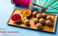 Happy Makar Sakranti Wallpaper