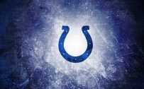 Indianapolis Colts Logo Wallpaper for Desktop Background