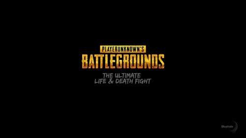 PUBG Wallpaper Full HD - Playerunknown's Battlegrounds Logo by Bluehole