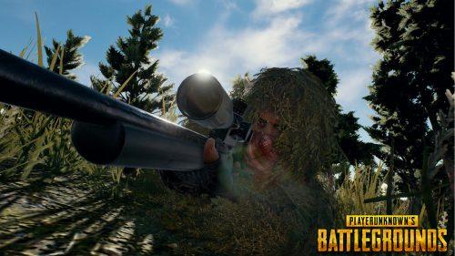 PUBG Wallpaper Full HD - Playerunknown's Battlegrounds Sniper