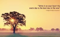 Short Inspirational Quotes by Ralph Waldo Emerson