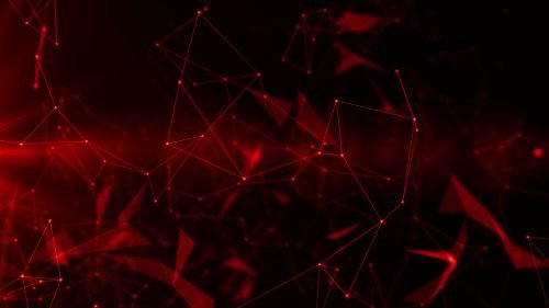 10 Wallpapers Free Download for Laptop in 4K - 05 - Connecting Red Dots Lights