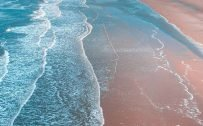 Beach Wallpaper for iPhone XR - 11 - Beautiful Turquoise Blue Beach