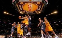 Los Angeles Lakers NBA Basketball HD Wallpaper