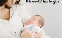 Top 20 Baby Quotes and Sayings for Mom 03 - Child is the most beautiful gift